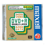 DVD+R8,5G MAXELL Dual Layer