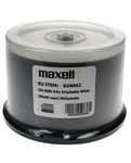 CD-R80 MAXELL 52x, 50 db-os,