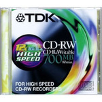 CD-RW80 TDK 12x vékony tokos