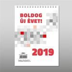 Asztali naptár 22TA álló 2019!