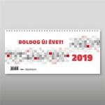 Asztali naptár 24TA álló 2019!