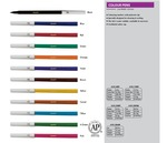 Filc 0,8mm LUXOR Colour Pen,