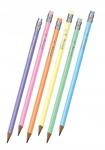 Ceruza HB, COLORINO Pastel,