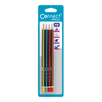 Ceruza HB CONNECT, 4db-os,