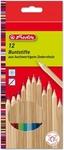 Színes ceruza 12db-os, vékony,