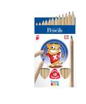 Színes ceruza 12db-os, ICO