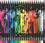 Színes ceruza 24 db, MAPED