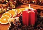 Hűtőmágnes karácsonyi XMHS-028