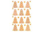 Matrica AVERY 52763 karácsonyi