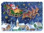 Matrica AVERY 52920 karácsonyi