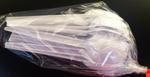 Műanyag evőkanál, 16 cm,
