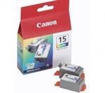Canon BCI-15C eredeti, színes