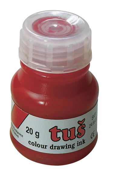 Tustinta 20 g, KOH-I-NOOR V0141700402LP, piros
